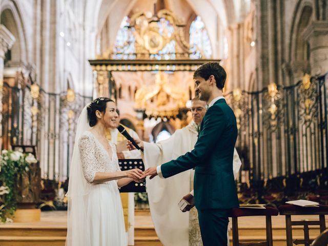 Le mariage de Gildéric et Camille à Saint-Valérien, Yonne 23