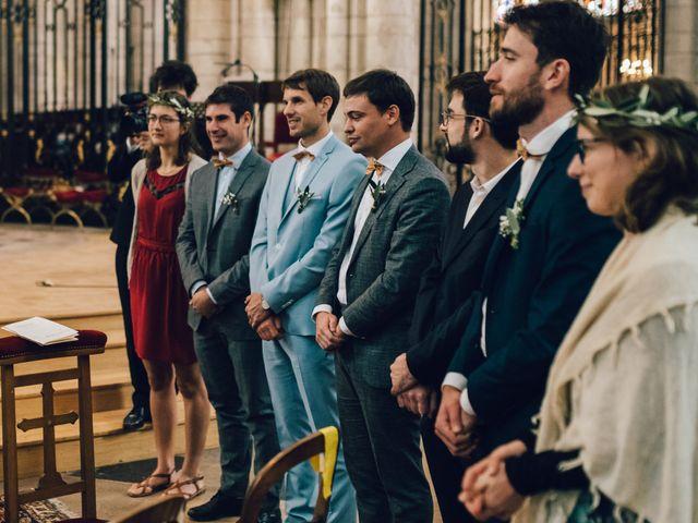 Le mariage de Gildéric et Camille à Saint-Valérien, Yonne 25