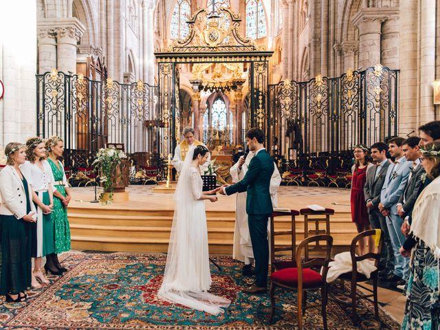 Le mariage de Gildéric et Camille à Saint-Valérien, Yonne 26