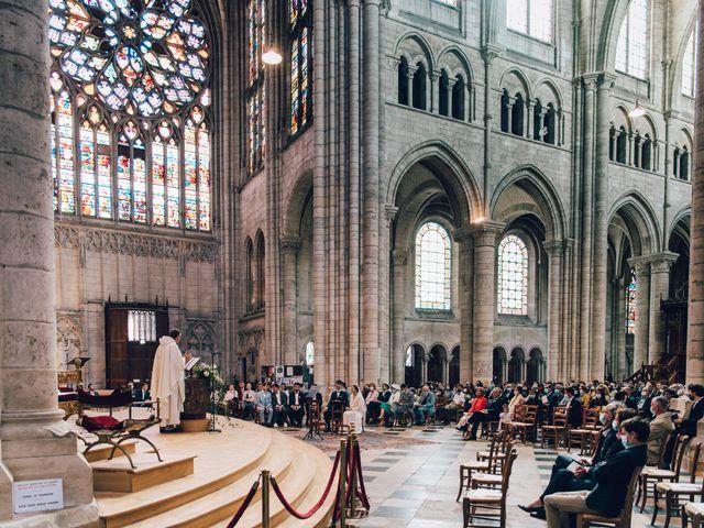 Le mariage de Gildéric et Camille à Saint-Valérien, Yonne 27