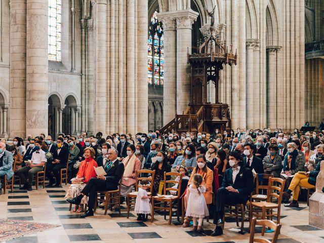 Le mariage de Gildéric et Camille à Saint-Valérien, Yonne 29