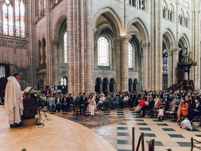 Le mariage de Gildéric et Camille à Saint-Valérien, Yonne 30