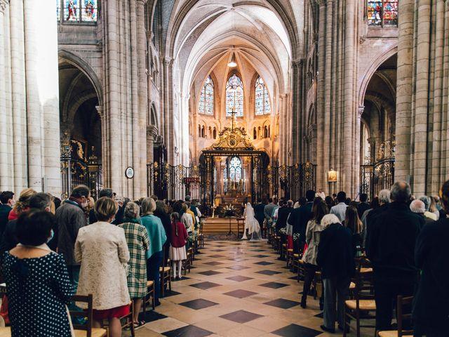 Le mariage de Gildéric et Camille à Saint-Valérien, Yonne 32