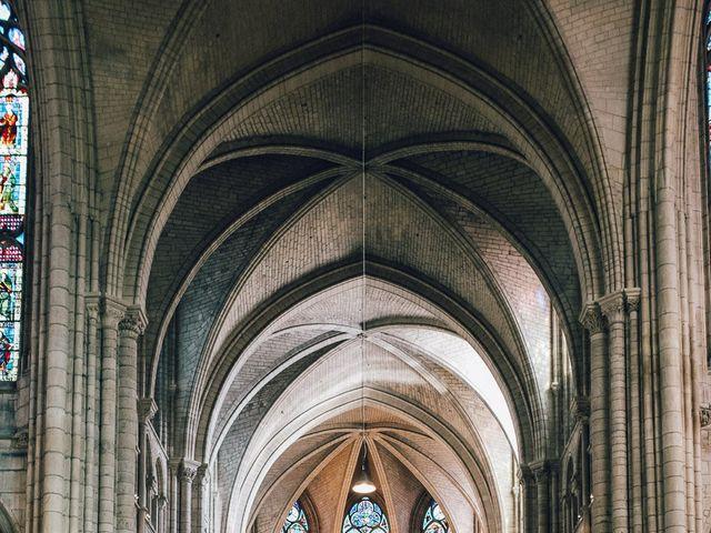 Le mariage de Gildéric et Camille à Saint-Valérien, Yonne 33