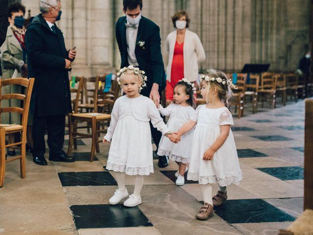 Le mariage de Gildéric et Camille à Saint-Valérien, Yonne 36