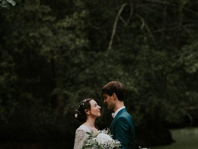 Le mariage de Gildéric et Camille à Saint-Valérien, Yonne 38