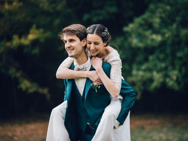 Le mariage de Camille et Gildéric