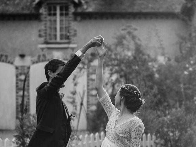 Le mariage de Gildéric et Camille à Saint-Valérien, Yonne 41