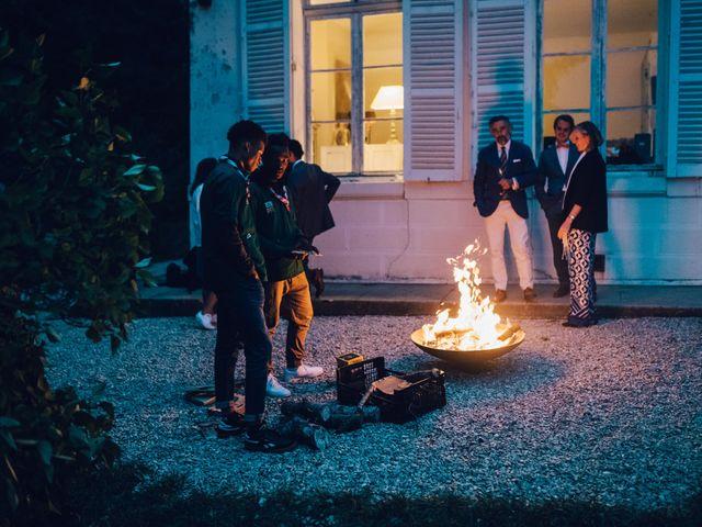 Le mariage de Gildéric et Camille à Saint-Valérien, Yonne 44