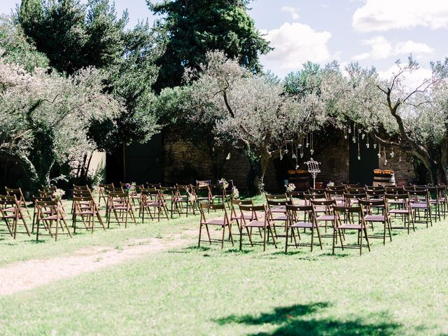 Le mariage de Christophe et Charlène à Beaucaire, Gard 2