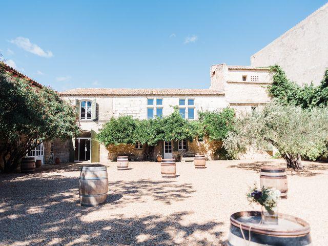 Le mariage de Christophe et Charlène à Beaucaire, Gard 9