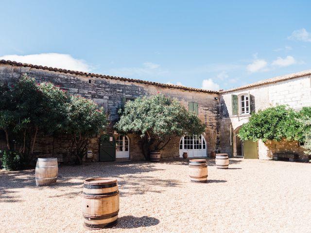 Le mariage de Christophe et Charlène à Beaucaire, Gard 10