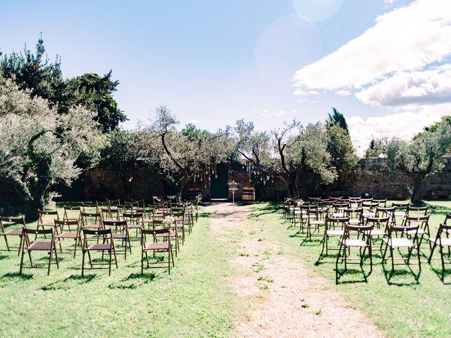 Le mariage de Christophe et Charlène à Beaucaire, Gard 11