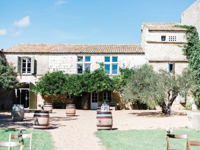 Le mariage de Christophe et Charlène à Beaucaire, Gard 12