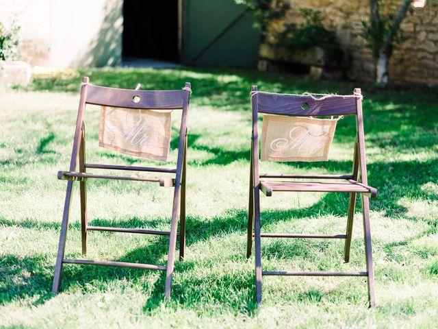 Le mariage de Christophe et Charlène à Beaucaire, Gard 13