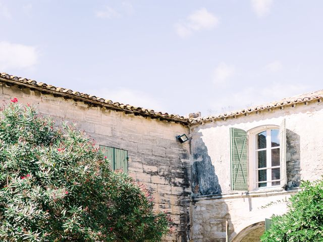 Le mariage de Christophe et Charlène à Beaucaire, Gard 16