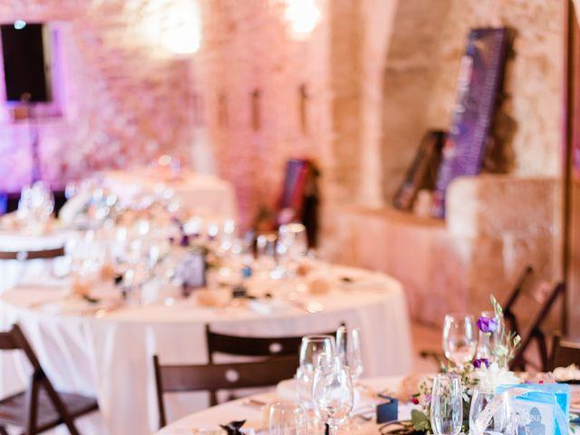 Le mariage de Christophe et Charlène à Beaucaire, Gard 18