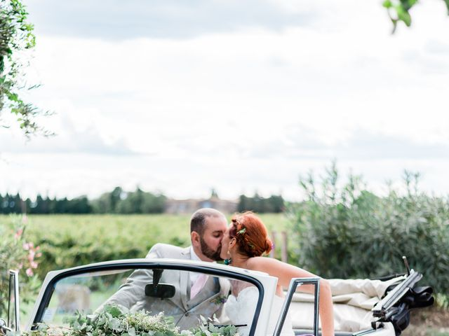Le mariage de Christophe et Charlène à Beaucaire, Gard 26