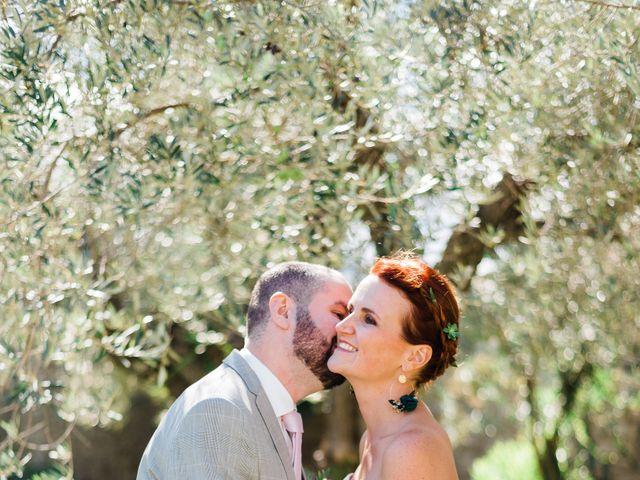 Le mariage de Christophe et Charlène à Beaucaire, Gard 28