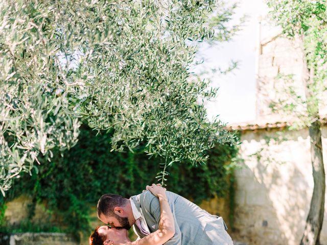 Le mariage de Christophe et Charlène à Beaucaire, Gard 31