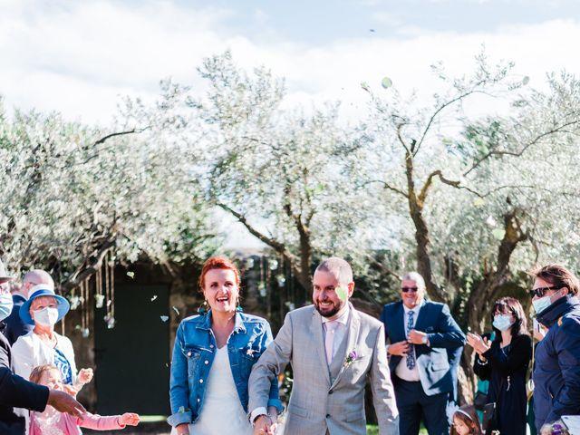 Le mariage de Christophe et Charlène à Beaucaire, Gard 36
