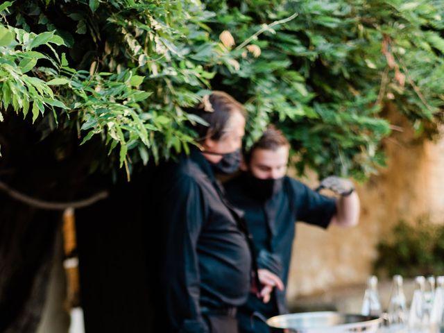 Le mariage de Christophe et Charlène à Beaucaire, Gard 47