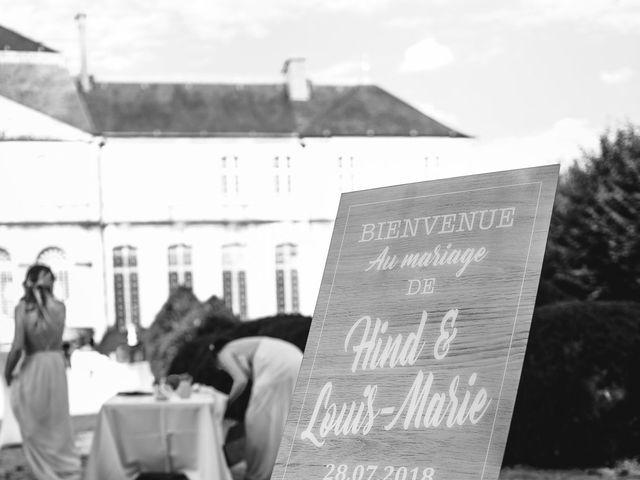 Le mariage de Louis-Marie et Hind à Scy-Chazelles, Moselle 21