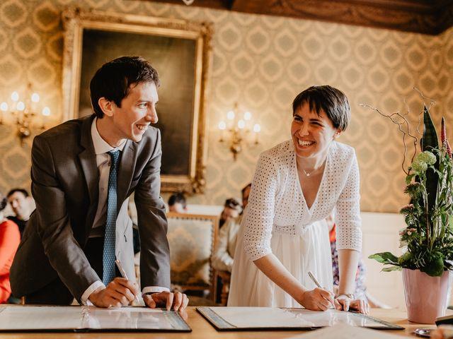Le mariage de Maud et Marc