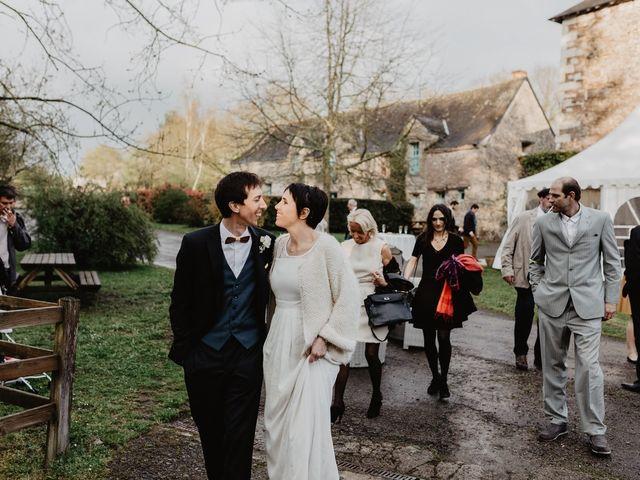 Le mariage de Marc et Maud à Nantes, Loire Atlantique 59