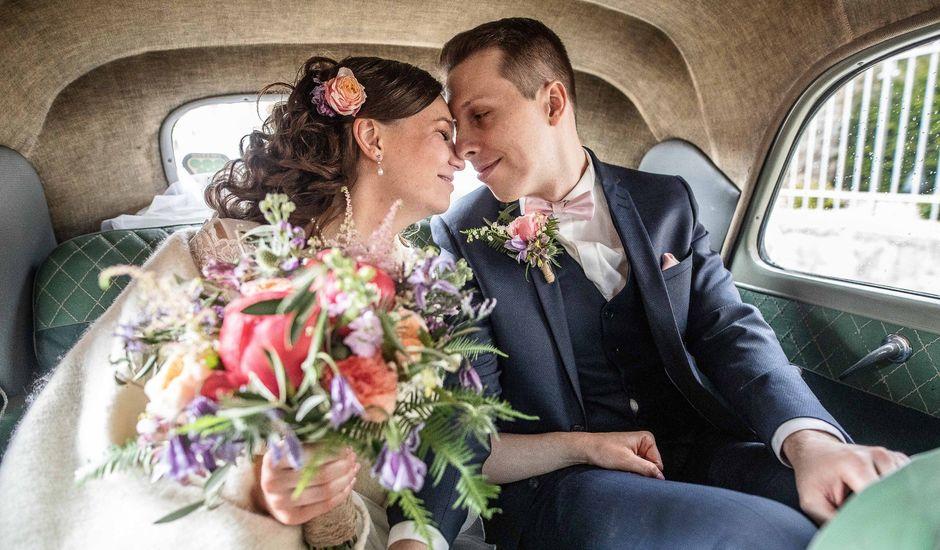 Le mariage de Julien et Pauline à Soultzmatt, Haut Rhin
