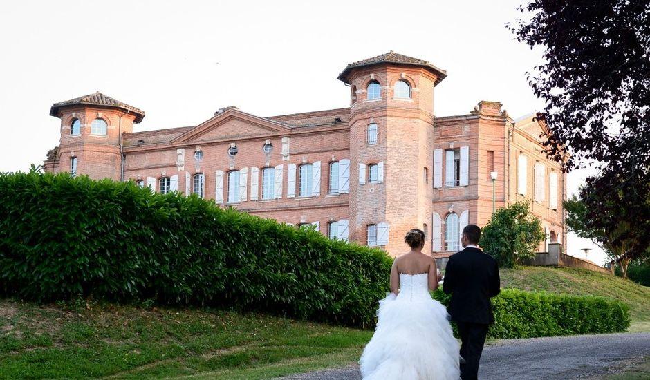 Le mariage de Jérémy et Audrey à Dieupentale, Tarn-et-Garonne