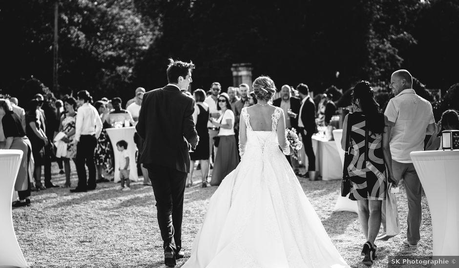 Le mariage de Louis-Marie et Hind à Scy-Chazelles, Moselle