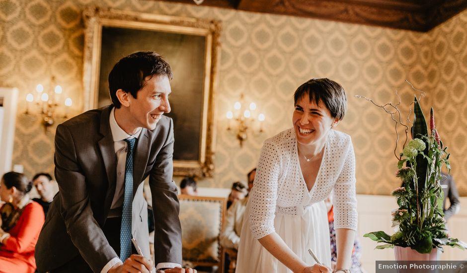 Le mariage de Marc et Maud à Nantes, Loire Atlantique