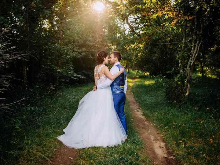 Le mariage de Flora et Fabrice