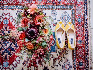 Le mariage de Flora et Fabrice 1