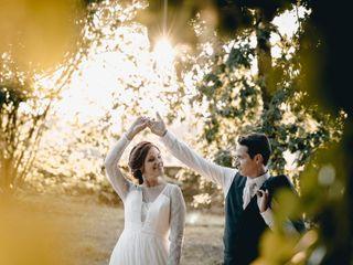 Le mariage de Célia et Adrien