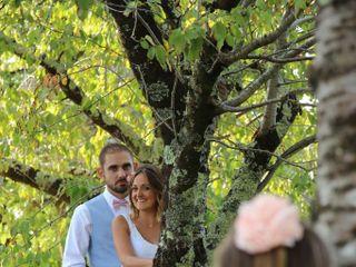 Le mariage de Jennifer et Anthony 1