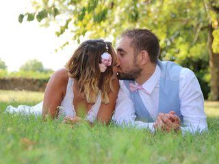 Le mariage de Jennifer et Anthony