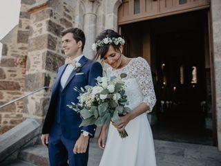Le mariage de Charlotte et Arthur 1