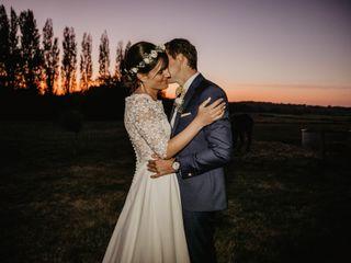 Le mariage de Charlotte et Arthur