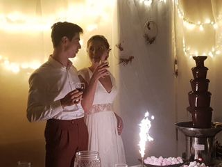 Le mariage de Aurélia  et Jérémie