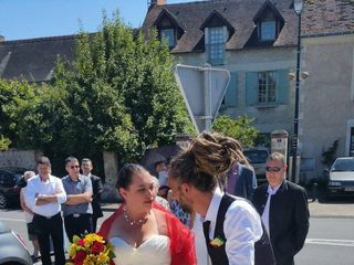 Le mariage de Frédéric et Sandrine 1