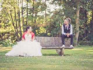 Le mariage de Frédéric et Sandrine