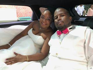 Le mariage de Christelle et Lylian