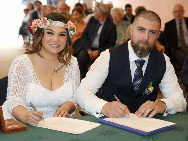 Le mariage de Julien et Karine à Aussonne, Haute-Garonne 8