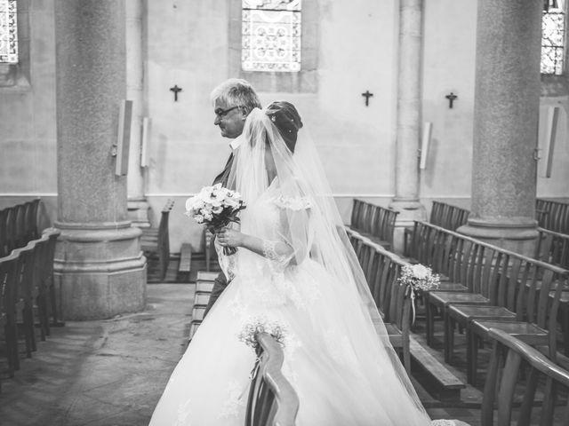 Le mariage de David et Domitille à Vernaison, Rhône 4