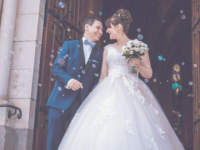 Le mariage de David et Domitille à Vernaison, Rhône 6