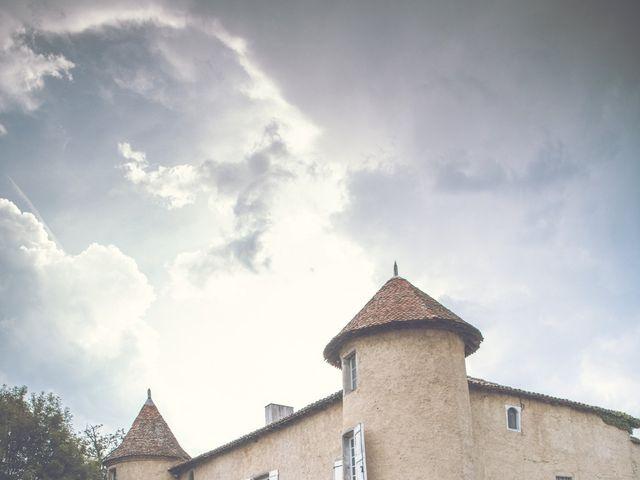 Le mariage de David et Domitille à Vernaison, Rhône 7