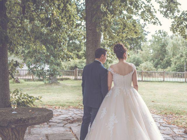 Le mariage de David et Domitille à Vernaison, Rhône 8