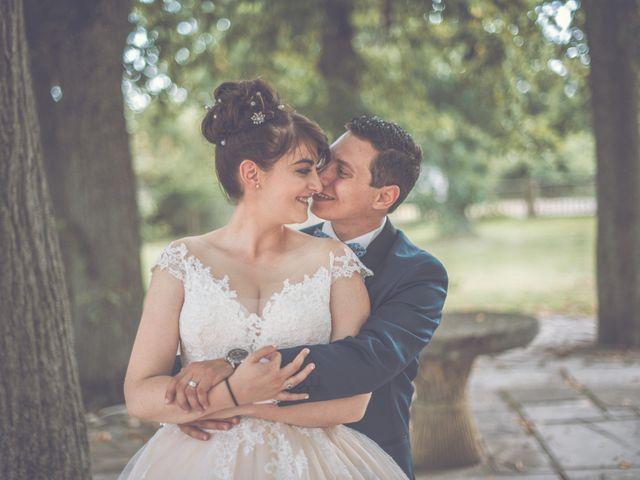 Le mariage de David et Domitille à Vernaison, Rhône 10
